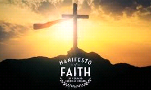 Manifesto of Faith