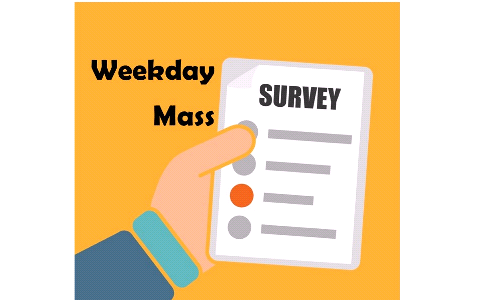 Mass Survey - Part II - Weekdays
