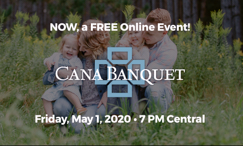 Cana Banquet - May 1